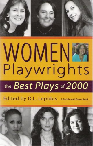 Women Playwrights: The Best Plays of 2000