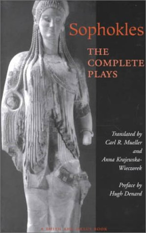 9781575252650: Sophokles: The Complete Plays (Great Translations for Actors)
