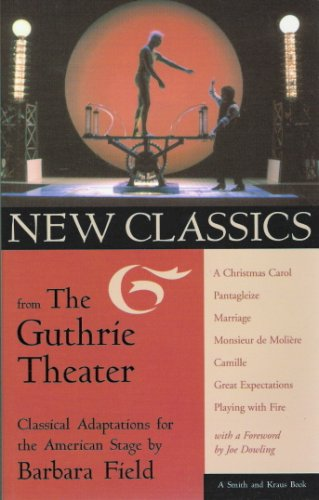9781575253695: New Classics from the Guthrie Theater: Classical Adaptations for the American Stage