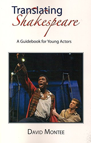 9781575258898: Translating Shakespeare, A Guidebook for Young Actors