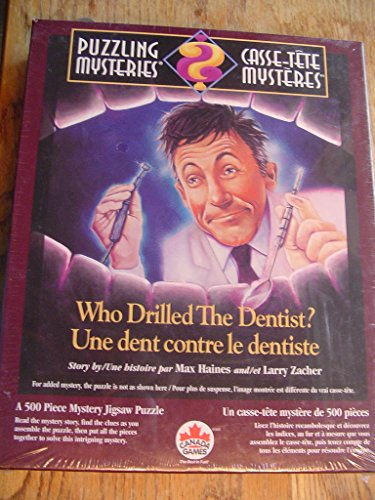 9781575287508: Who Drilled the Dentist?: A Mystery Jigsaw Puzzle