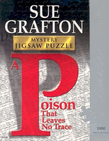 A Poison That Leaves No Trace: With Mystery Jigsaw Puzzle: Grafton, Sue