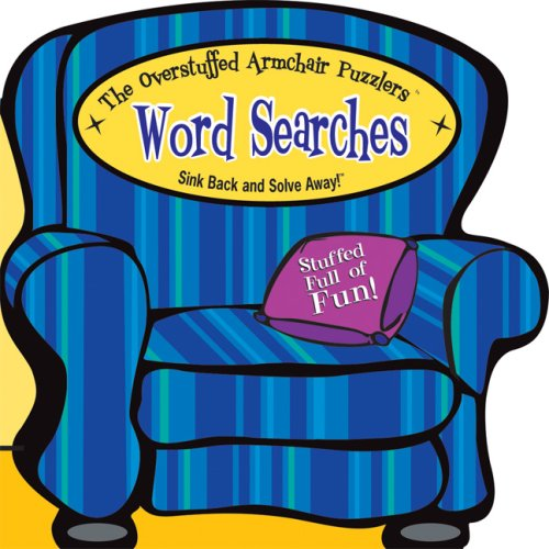 9781575288376: Overstuffed Armchair Puzzlers: Word Searches