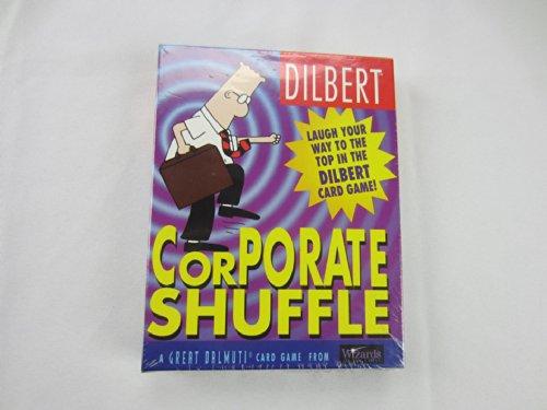 Dilbert Corporate Shuffle: Card Game: Garfield, Richard