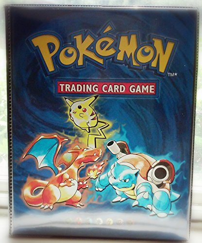 POKEMON TRADING CARD GAME, HARD COVER ALBUM: Nintendo Pokemon Staff.