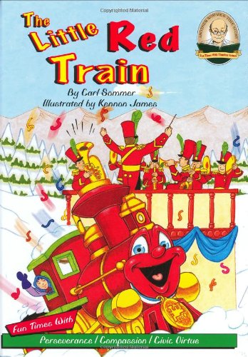 Another Sommer-Time Story: The Little Red Train: Sommer, Carl