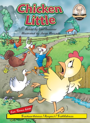Chicken Little (Sommer-Time Story Classics): Sommer, Carl (RTL)