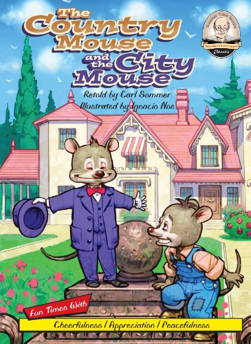9781575370804: The Country Mouse and the City Mouse (Sommer-time Story Classics)