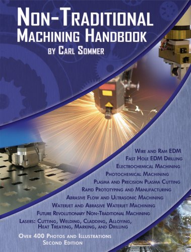 9781575373256: Non-Traditional Machining Handbook