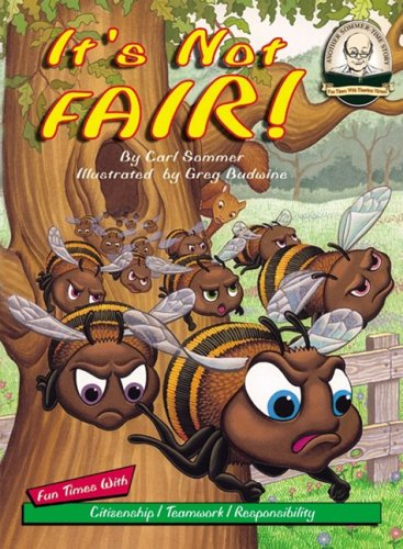 Another Sommer-Time Story: It's Not Fair! with CD Read-Along (Another Sommer-Time Story Series...