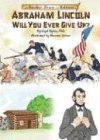 9781575375403: Another Great Achiever: Abraham Lincoln Will You Ever Give Up? with CD Read-Along