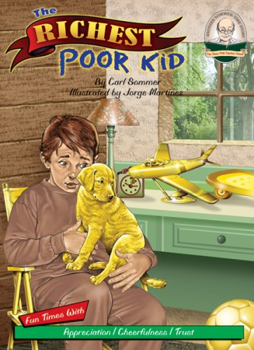 9781575377247: Another Sommer-Time Story: The Richest Poor Kid (with CD Read Along)