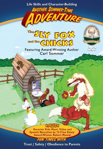9781575378763: The Sly Fox and The Chicks Adventure DVD (Another Sommer-Time Adventure)