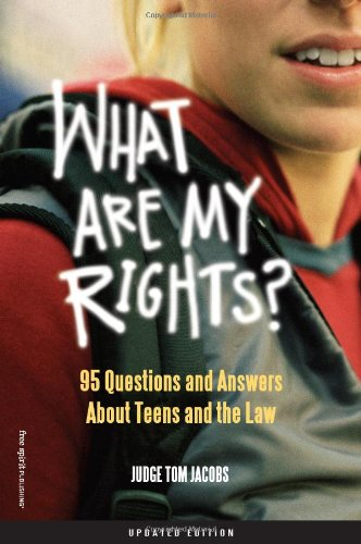 9781575420288: What Are My Rights?: 95 Questions and Answers About Teens and the Law