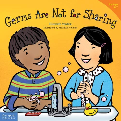9781575421971: Germs Are Not for Sharing (Ages 4-7) (Best Behavior Series)