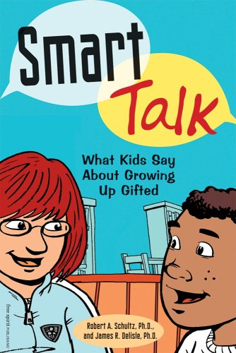 9781575422053: Smart Talk: What Kids Say About Growing Up Gifted