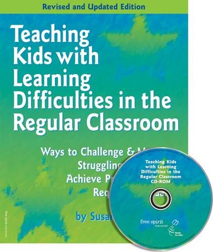 9781575422077: Teaching Kids With Learning Difficulties in the Regular Classroom: Ways to Challenge & Motivate Struggling Students to Achieve Proficiency With Required Standards