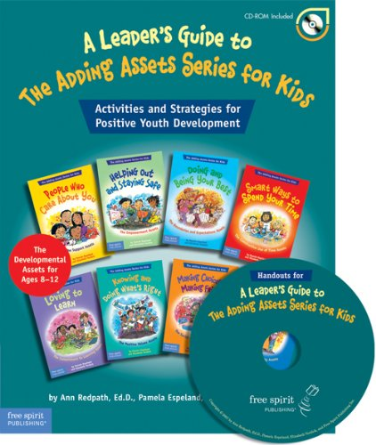9781575422107: A Leader's Guide to The Adding Assets Series for Kids: Activities and Strategies for Positive Youth Development