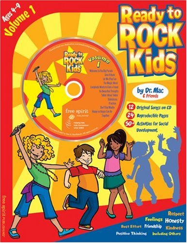 9781575422442: Ready to Rock Kids Volume 1: CD and Activity Book (Ready to Rock Kids Series)