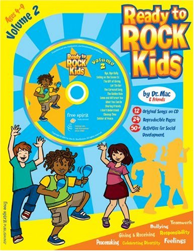 9781575422459: Ready to Rock Kids Volume 2: CD and Activity Book (Ready to Rock Kids Series)