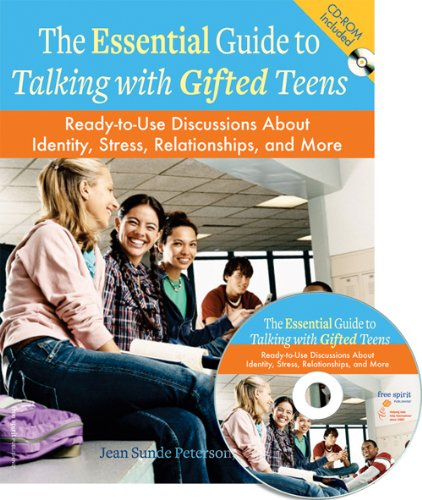 9781575422602: The Essential Guide to Talking with Gifted Teens: Ready-to-Use Discussions About Identity, Stress, Relationships, and More
