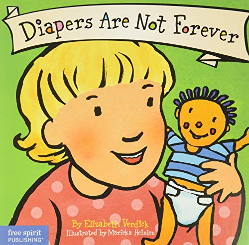 9781575422961: Diapers Are Not Forever (Board Book) (Best Behavior Series)