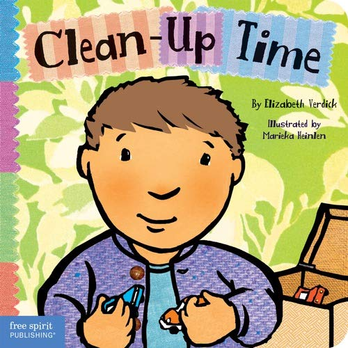 9781575422985: Clean-up Time (Toddler Tools)