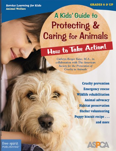 9781575423036: A Kids' Guide to Protecting & Caring for Animals: How to Take Action! (How to Take Action! Series)