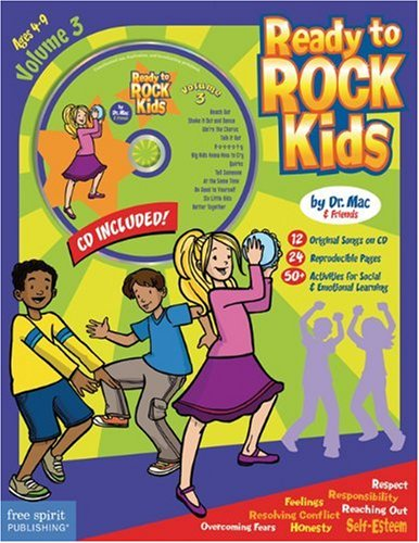 9781575423043: Ready to Rock Kids Volume 3: CD and Activity Book (Ready to Rock Kids Series)