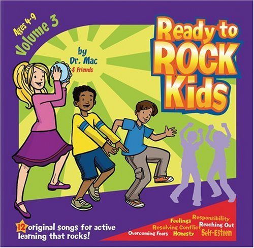 9781575423050: Ready to Rock Kids Volume 3: Music CD (Ready to Rock Kids Series)
