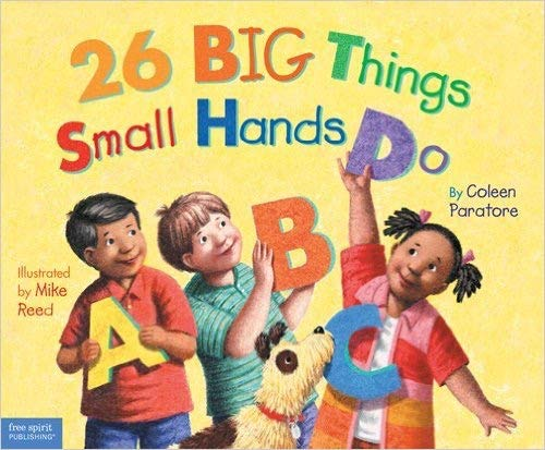 26 Big Things Small Hands Do: Coleen Paratore