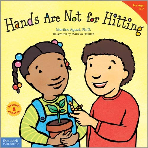 Hands Are Not for Hitting (Best Behavior): Agassi Ph.D., Martine