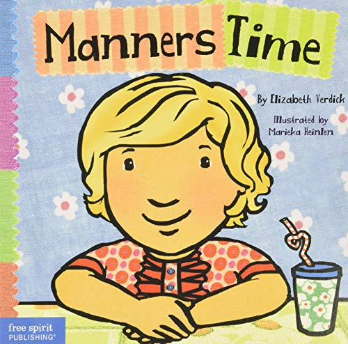 9781575423135: Manners Time (Toddler Tools)