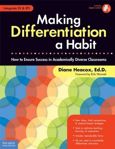 9781575423241: Making Differentiation a Habit: How to Ensure Success in Academically Diverse Classrooms