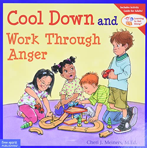 9781575423463: Cool Down and Work Through Anger (Learning to Get Along)