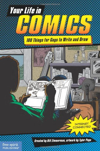 9781575423517: Your Life in Comics: 100 Things for Guys to Write and Draw