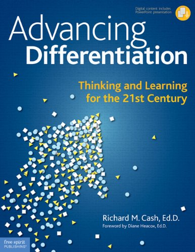 9781575423579: Advancing Differentiation: Thinking and Learning for the 21st Century