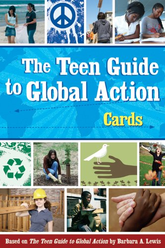 9781575423647: The Teen Guide to Global Action Cards