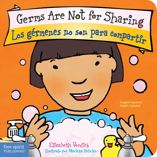 9781575423692: Germs Are Not for Sharing / Los gérmenes no son para compartir (Best Behavior)