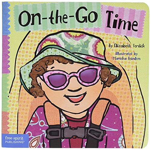 On-the-Go Time (Toddler Tools) (1575423790) by Elizabeth Verdick