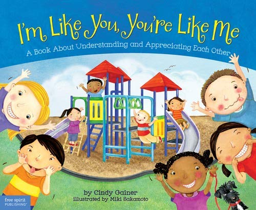 9781575423838: I'm Like You, You're Like Me: A Book About Understanding and Appreciating Each Other