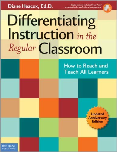 9781575424163: Differentiating Instruction in the Regular Classroom: How to Reach and Teach All Learners (Updated Anniversary Edition)