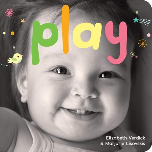 Play 9781575424262 Pat-a-cake and peek-a-boo. You see me and I see you! Celebrate baby's busy day with this fun and playful book. Babies will enjoy and respond to the happy sounds, joyful movements, and vivid black-and-white photos of babies depicted. Gurgle, babble, grunt, and coo. Watch how Daddy waves to you! A rollicking playtime book to delight babies, parents, and caregivers. Happy Healthy Baby™ Series What can baby do today? Move . . . and reach, play, eat, cuddle, and rest. The books in the Happy Healthy Baby series include appealing black-and-white photographs of babies and whimsical full-color illustrations that capture the moments and moods of baby's day. Little ones will love the photos of baby faces, and the rhythm and rhyme will hold baby's attention. Giggle, wiggle, head to toe. Tap and clap and rock and roll! Busy babies grow healthy and strong as they move about, discovering the many things they can do! As the books are shared with them, babies absorb concepts of love, safety, and confidence. At times lively, at times gentle, these sturdy-format baby board books reflect what every parent wants: a happy, healthy baby. Includes tips for parents and care providers. A perfect gift for baby showers, newborns, and birthdays.