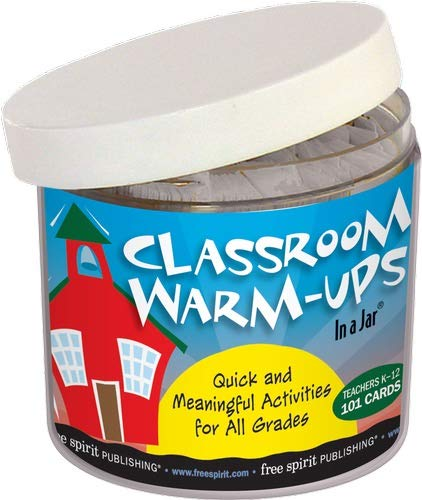 9781575424651: Classroom Warm-Ups In a Jar®: Quick and Meaningful Activities for All Grades
