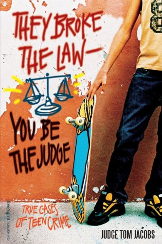 9781575428284: They Broke the Law, You Be the Judge