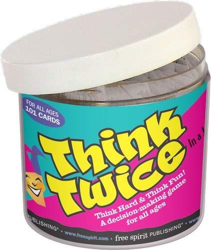 Think Twice in a Jar: Free Spirit Publishing