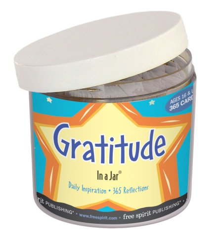 Gratitude In a Jar: Free Spirit Publishing