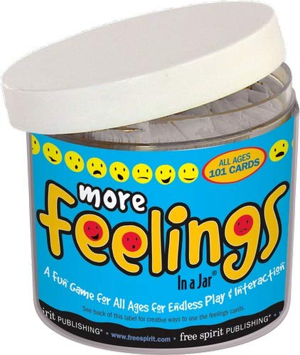 More Feelings In a Jar: Free Spirit Publishing (COR)