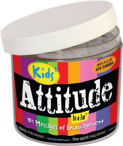 9781575429212: Kids' Attitude In a Jar®