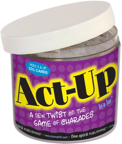 9781575429762: Act-Up In a Jar®